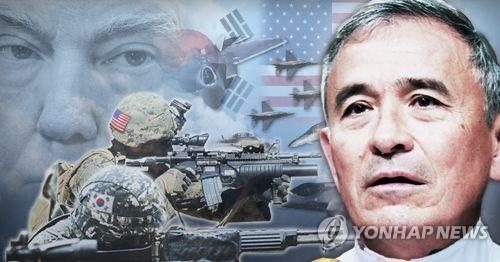 해리스, 트럼프의 한미군사훈련 중단방침 지지(PG)