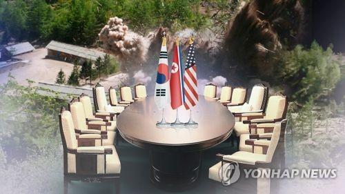 비핵화-남북관계 韓 추동론 vs 美 연계론…이견 향배 주목
