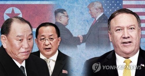 '완전한 비핵화' 후속 조치 재촉하는 美…뜸들이는 北