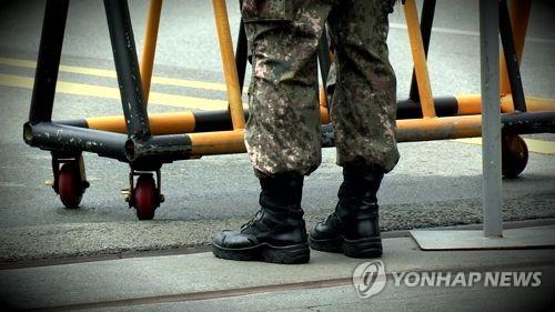 현역 군인, 늦은밤 길가던 여성 성추행한 혐의로 붙잡혀