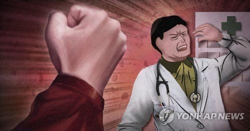 [건강이 최고] 의료인 정신건강 위험수준…환자 폭력도 한몫