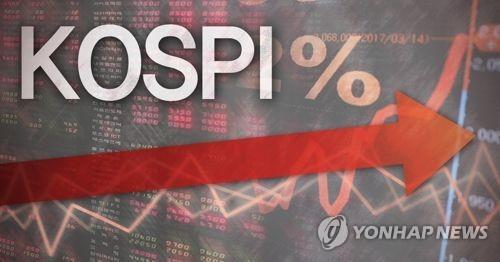 코스피, 무역협상 기대에 2,080선 회복…코스닥 2%대 상승(2보)