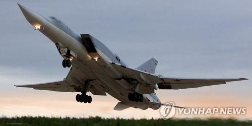 러시아의 '백파이어' 중거리 전략폭격기