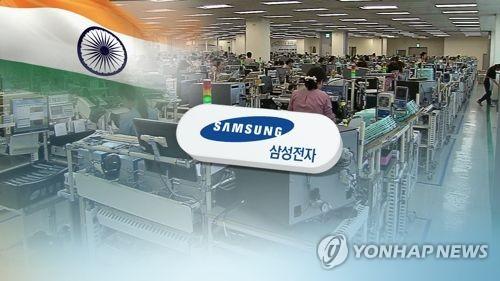 인도정부 끝없는 관세 인상에 삼성 등 모바일업체 '시름'