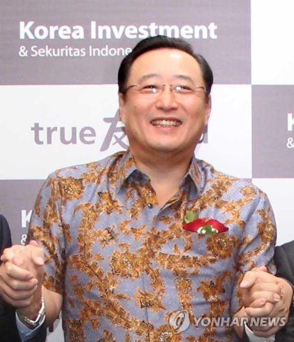 한국금융지주 김남구 부회장 장남 한투증권에 평사원 입사