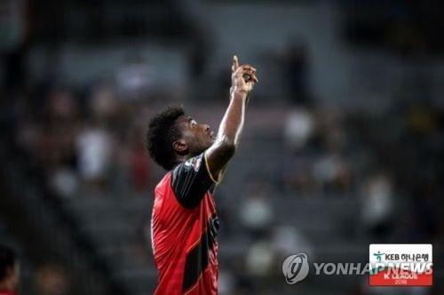 '유효슈팅 56%대' 제리치·말컹, 폭염만큼 뜨거운 득점왕 경쟁