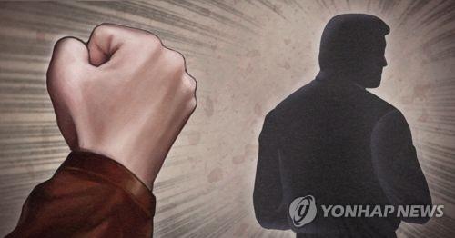 화장실서 남성 2명 무차별 폭행한 20대 검거