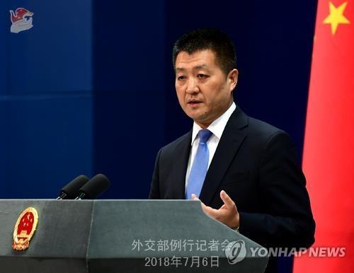 """中 """"중국 기업들의 대북 제재 위반 허용 안해"""""""