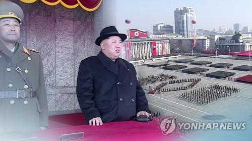 北김정은, 김정일 생일 맞아 장성급 승진인사
