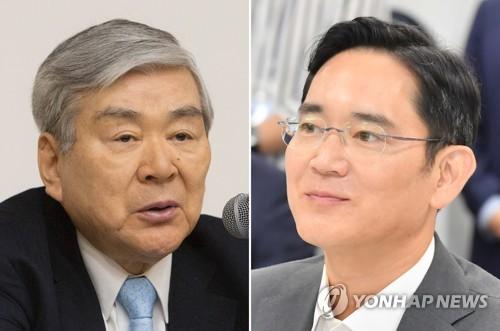 총수들 상반기 보수 '극과 극'…조양호 58억원·이재용 '무보수'(종합)