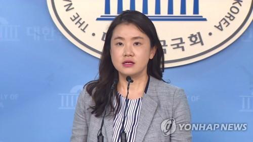 신보라 자유한국당 원내대변인