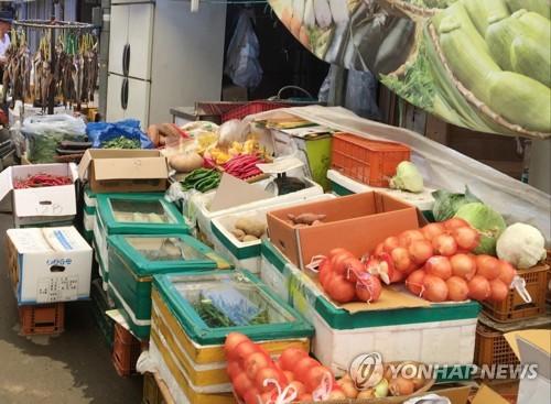6월 생산자물가 전월대비 0.3%↓…유가 내려 5개월만에 하락