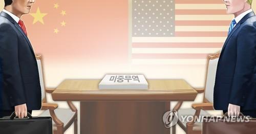 미중 무역협상 제개 움직임 (PG)