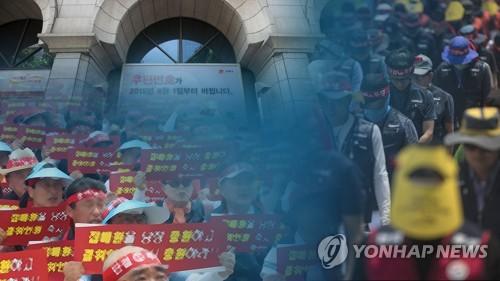 """""""우체국 집배원 5년간 3천700명 공무원 전환"""""""