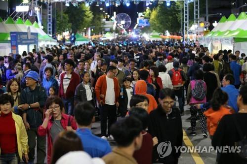 광주 동구 충장축제 사진 공모…26일까지 접수