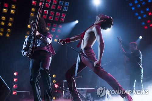 (Yonhap Feature) S. Korean moviegoers captivated by singalong screenings of 'Bohemian Rhapsody'