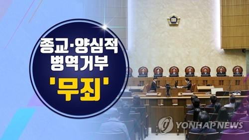 종교적 신념으로 예비군훈련 거부한 예비역 부사관 무죄