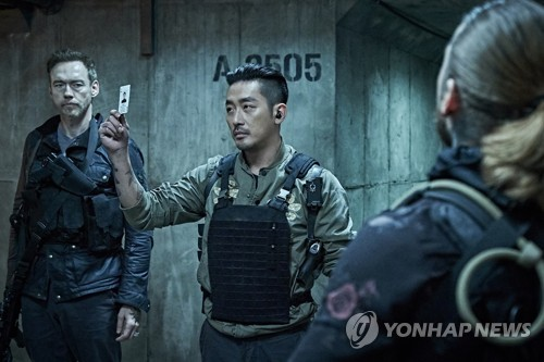 (LEAD) Actor Ha Jung-woo reunites with 'The Terror, LIVE' director for 'Take Point'