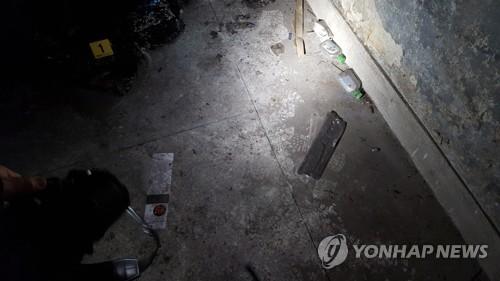 의정부 빈 상가 지하 불…60대 남성 숨진채 발견(종합)