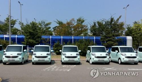 경기도, 2022년까지 25개 산하기관에 전기차 55대 보급