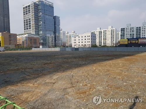 법원, 부산 마린시티 내 금싸라기땅에 콘도 건설 제동