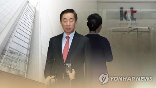 Arrest warrant sought for ex-KT exec in probe of unfair hiring of lawmaker's daughter