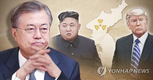 [연합시론] 북미정상 담판 이끄는 남북정상회담 돼야
