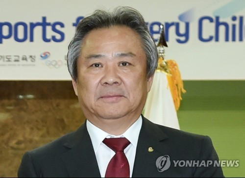 (2nd LD) S. Korean Olympic chief nominated for IOC membership