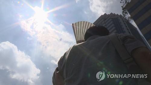 대전 32.2도 5월 최고기온 경신…대부분 30도 이상