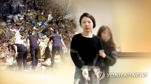 """고유정, 아들·아빠 앞에서 아빠·아들 살해…""""사형 구형""""(종합2보)"""