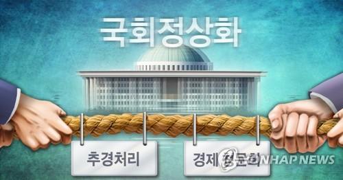 윤석열 인사청문회, 한국당 국회 복귀 '변수'되나