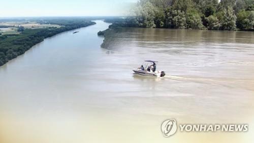 다뉴브강 유람선 사고 실종자 3명 아직…계속되는 수색