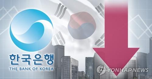 """경제 기초체력 '잠재성장률' 계속 하락…""""경제활력 저하""""(종합)"""