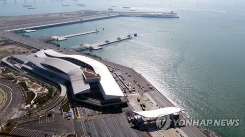 중국행 바닷길 '활짝'…인천항 신국제터미널 6월15일 개장
