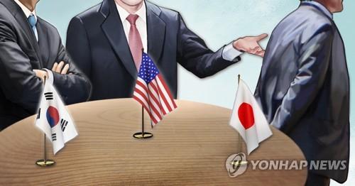 (News Focus) U.S. seeks intermediary, but cautious, role in S. Korea-Japan dispute