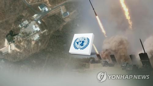 안보리 '북한 미사일시험 비판' 성명채택 무산…유럽만 입장발표(종합)