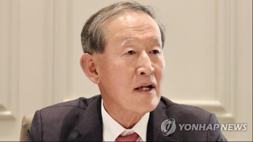 """허창수 전경련 회장 """"故 신격호 명예회장의 경륜과 지혜 그립다"""""""