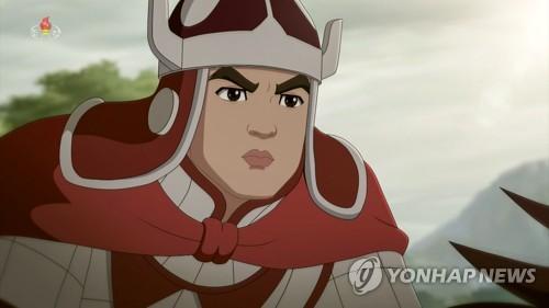 """북한 인기 TV 만화영화 '소년장수' 작가 """"시청자 반응에 보람"""""""