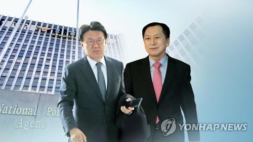 압수수색 후 지지율↓…황운하 경찰, '울산시장 선거' 영향줬나