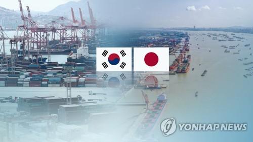 규제·불매 여파에 日 수출국서 韓순위 14년만에 한단계 하락