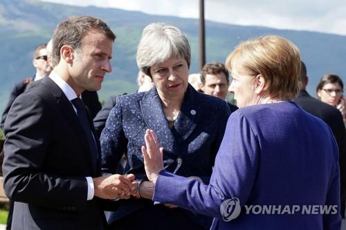EU 정상회의, 미국 관세·핵합의탈퇴 대응방안 모색