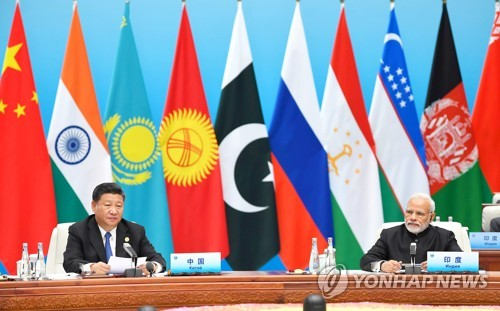 인도, 중국과 관계 강화에도 '일대일로' 사업엔 굳건한 반대