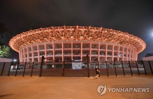 아시안게임 주 경기장인 자카르타 겔로라붕카르노 경기장 [AFP=연합뉴스 자료 사진]