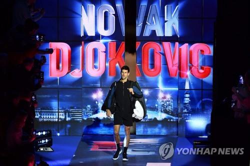 국제테니스연맹 올해의 선수에 조코비치·할레프