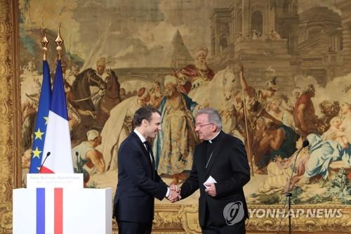 佛 검찰, 바티칸 주불대사 성추행 혐의 수사