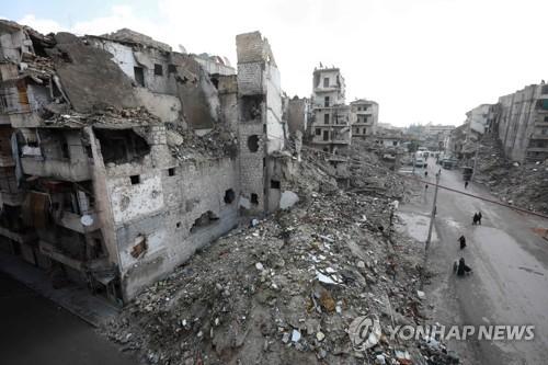 시리아내전 만 8년…외세 각축에 종전 논의 지지부진