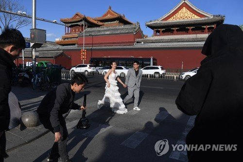 中 결혼율 5년 연속 하락…상하이 등 경제발전지역 낮아