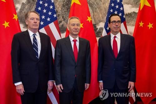 """""""미국, 중국과 무역협상에서 의약품 문제 양보 가능성"""""""
