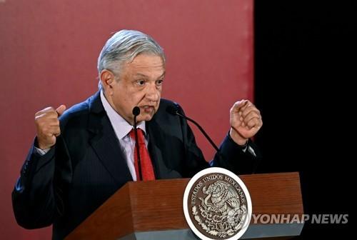"""멕시코 대통령 """"무역전쟁서 美 이길 수 있지만 상처뿐인 승리"""""""