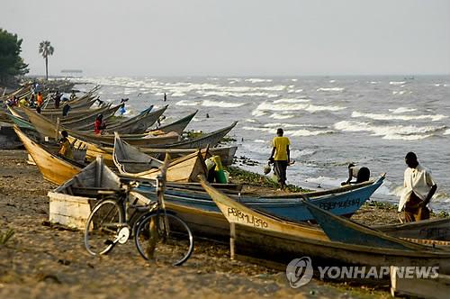 우간다 어부 7명, 민주콩고 무장 단체에 피살